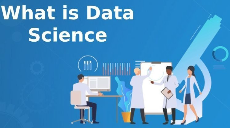 What is Data Science m 1 edited